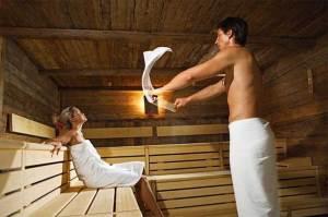 الساونا وحمامات البخار قد تقلل من خطر الخرف