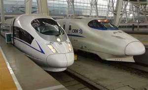 قطار الطلقة الأسرع بالعالم