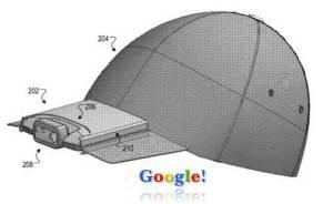 قبعة ذكية من غوغل
