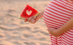 فوائد البطيخ الصحية للحامل