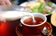 كوب الشاي باللبن غير صحي