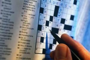 تأثير حل الكلمات المتقاطعة على الدماغ