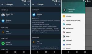 تطبيق Changes لتتبّع تحديثات التطبيقات وسجل التغيّرات