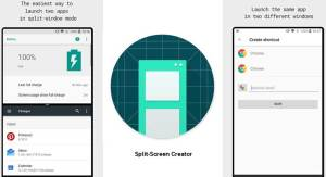 تطبيق Split-screen creator