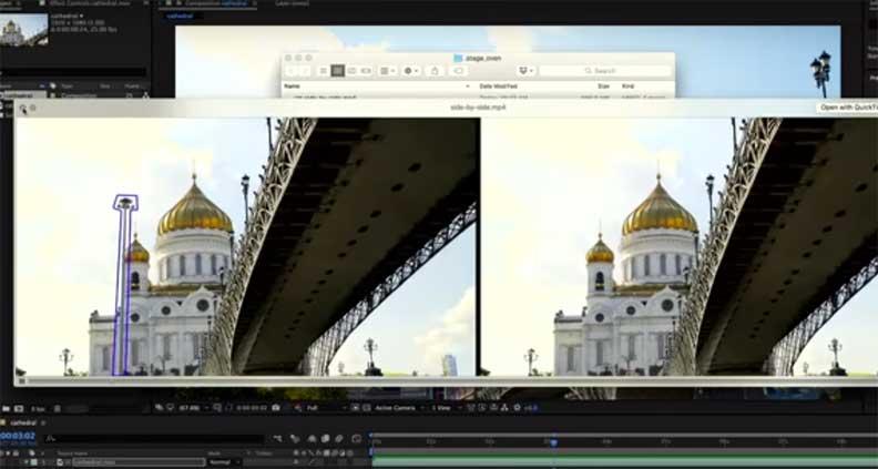 تقنية جديدة لإزالة المظاهر غير المرغوب فيها من الفيديوهات