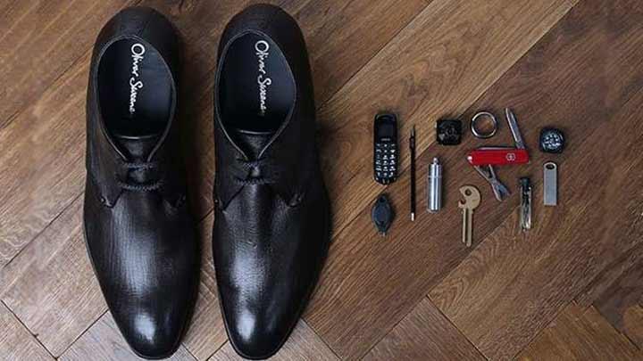 حذاء مبتكر يجعل منك جاسوس