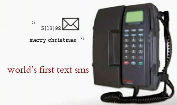 """بعد 25 عاما على إرسال أول """"SMS"""".. ماذا كان فحواها؟"""