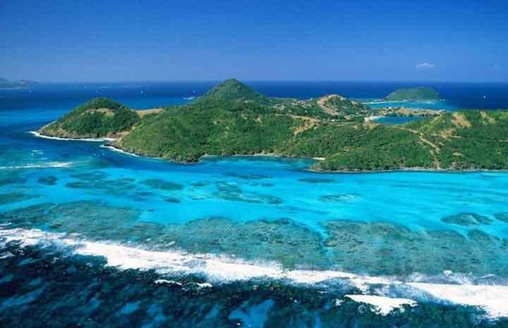 جزيرة في الكاريبي للبيع دون نقود.. ولكن بشرط