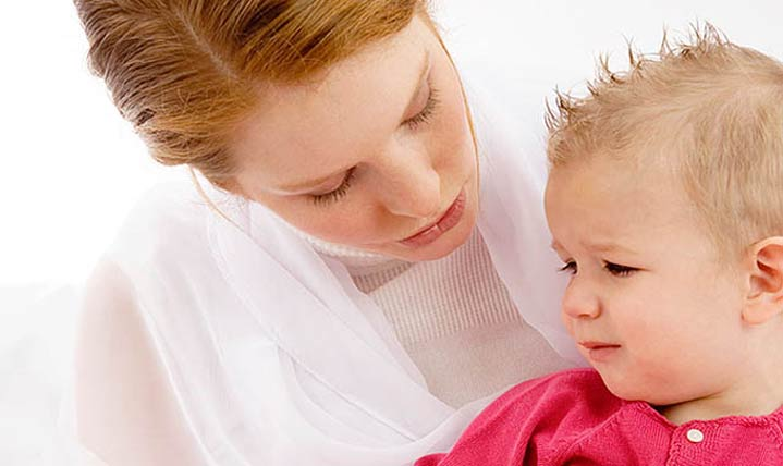 أسباب تغير لون الشفايف عند الأطفال