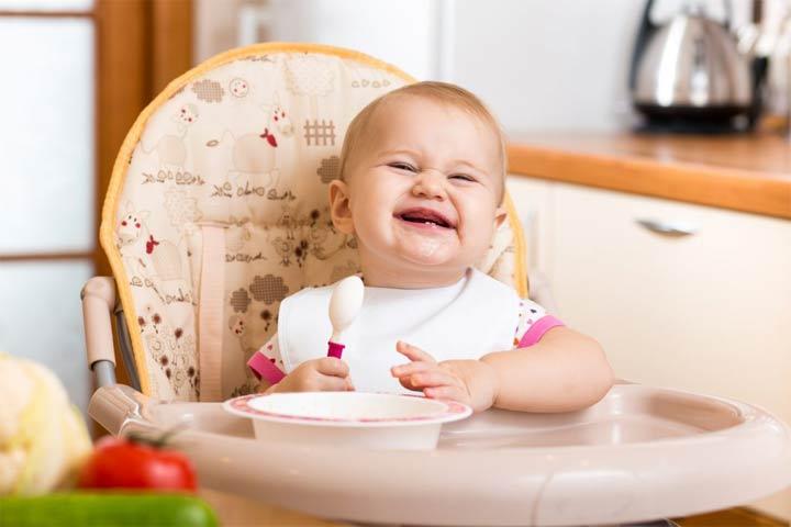 ثماني نصائح للبدء في إطعام طفلكِ