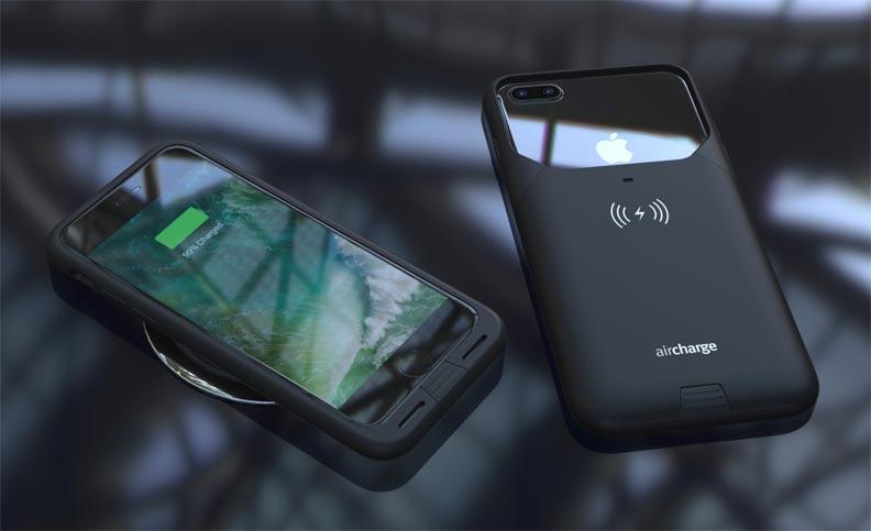 شحن الهواتف الذكية من الهواء