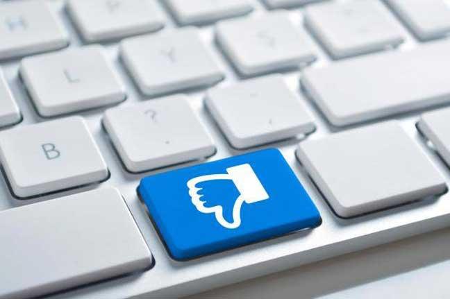اختبار ميزة جديدة في فيسبوك