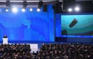 بوتين يكشف شخصيا عن أسلحة حديثة اعتبرها ضمانا للسلم الدولي
