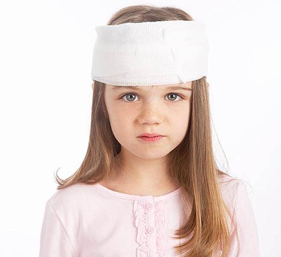 إليك طرق علاج الكدمات في الوجه للأطفال