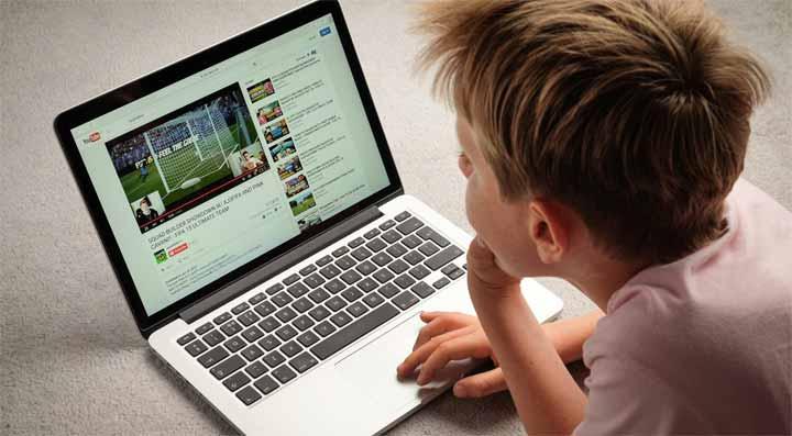 إليك كيفية حماية الاطفال من اليوتيوب