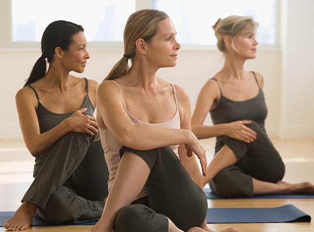 اليوغا علاج للأمراض الجسدية والنفسية