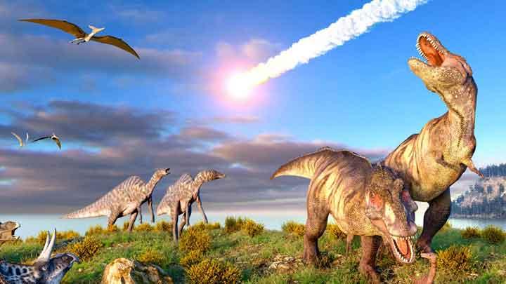اكتشاف حدث انقراض جماعي جديد مهد الطريق لحكم الديناصورات قبل 233 مليون سنة