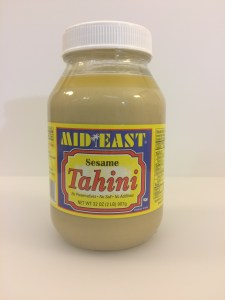 For my money, this is one of the best brands of tahini you can buy. Tarazi is another good brand. Avoid Krinos, though. Yuk.