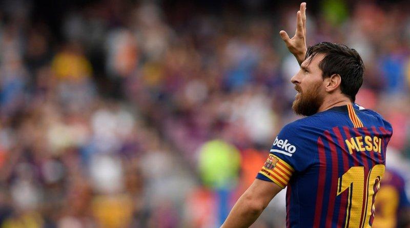 Sempat Absen Di karena Cidera, Lionell Messi Tetap Ikut Bertanding Dalam Laga Melawan Real Madrid