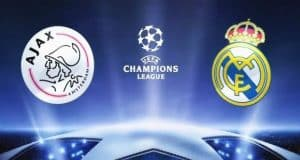 Real madrid vs ajax