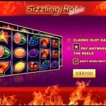 Situs Judi Slot Game Sizzling Hot Paling Gampang Menang