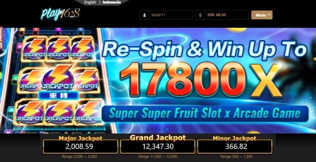 Cheat Slot Play1628 Dengan Mudah