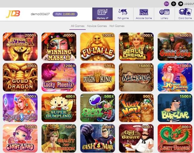 Situs Judi Slot Jdb Permainan Lengkap