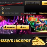 Cara Mengganti Password Akun Slot Joker123