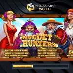 Judi Mesin Slot Uang Asli Game Nugget Hunter