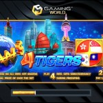 Daftar Judi Slot Indonesia Game Four Tigers