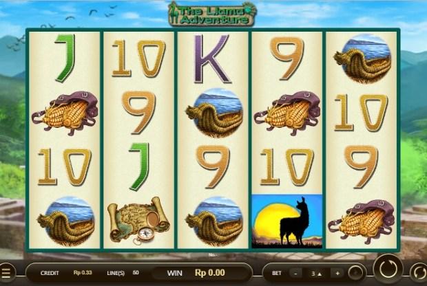 Situs Resmi Slot Game The Llama Adventure play1628