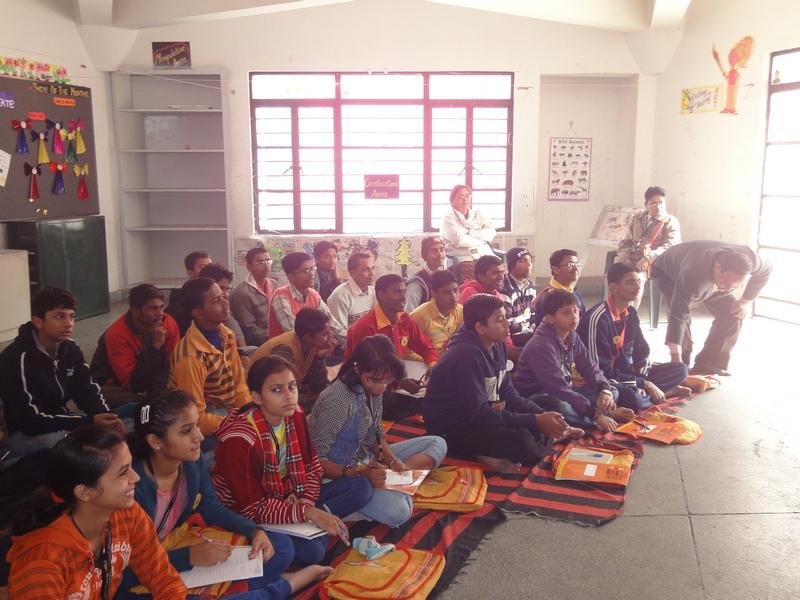 Sunderlal Bahuguna in Patna (4/4)