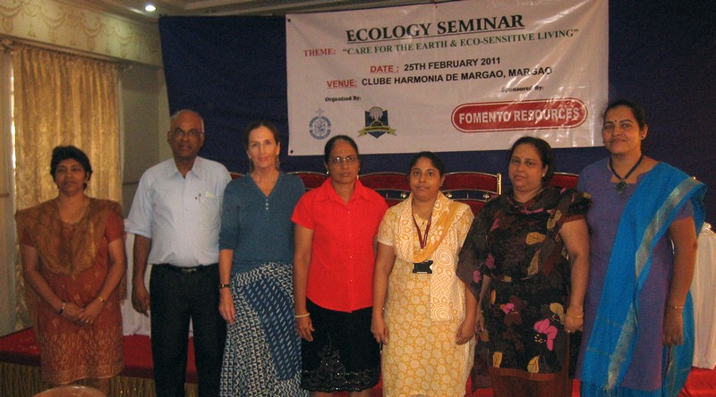 Educationists in Goa resolve for Green Action (4/6)