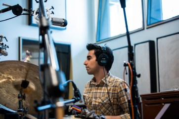 Tarun Balani Recording Session -27