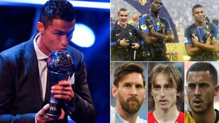 FIFA World Player of the Year 2018