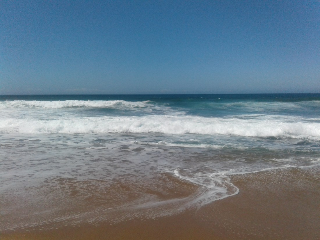 Blythedale Beach and The Indian Ocean