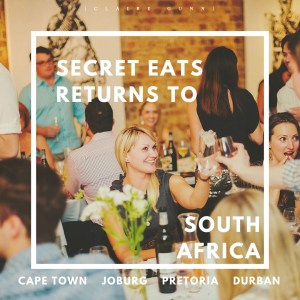 Secret Eats Returns To SA