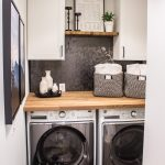 Small Laundry Room Makeover Taryn Whiteaker