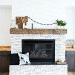 Light Stone Fireplace Inspiration Taryn Whiteaker