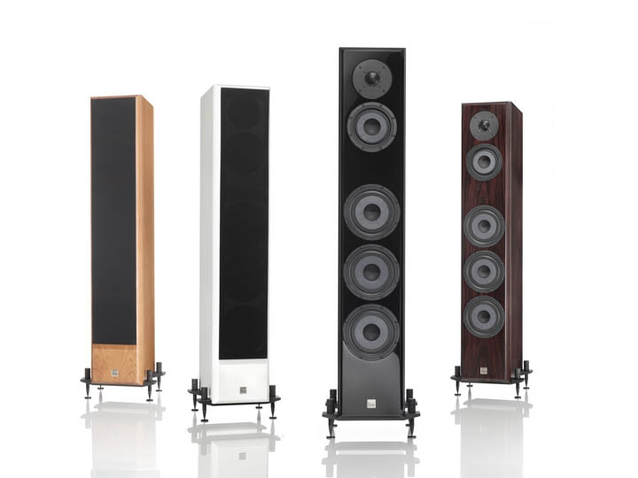 Vienna Acoustics Beethoven Baby Grand Reference loudspeakers