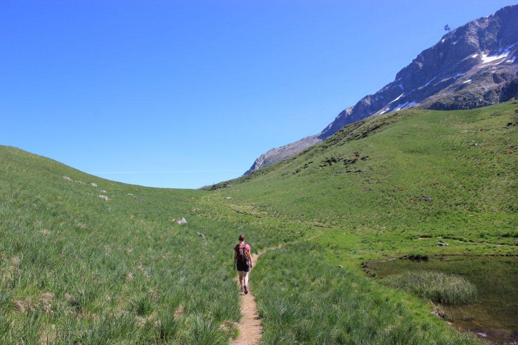 C'est parti pour découvrir les lacs de l'Alpes d'Huez