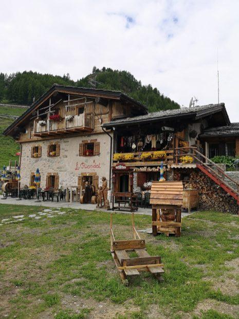 Restaurant Lo Riondet