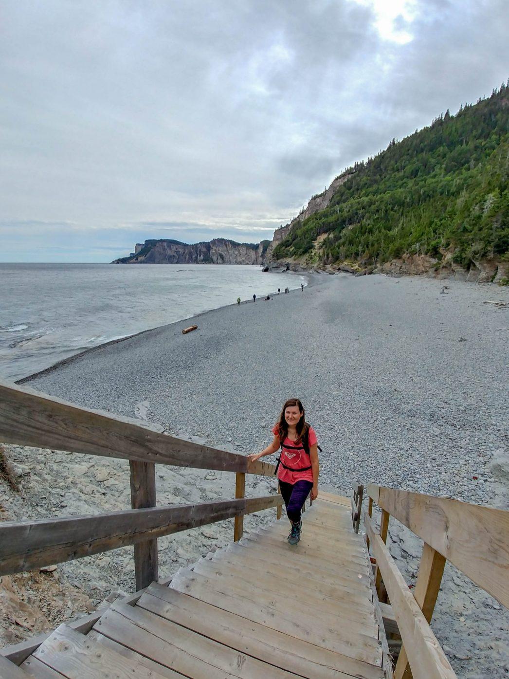 La petite plage du Cap Bon Ami
