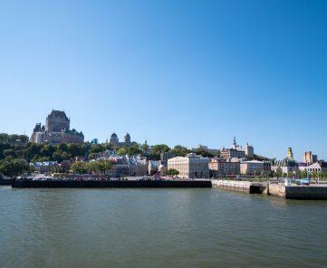 Québec de jour