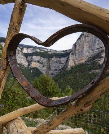 Coeur sur le Vercors