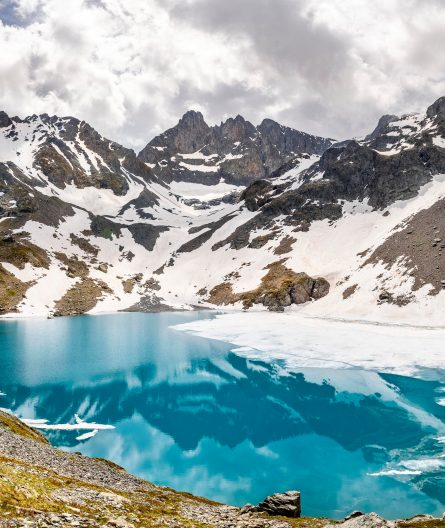 Lac Blanc au mois de mai 2020
