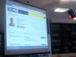 Apresentação do projeto chamado TEMA