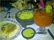 THE BEST Green Salsa and Guacamole at Frida Mexican Cuisine