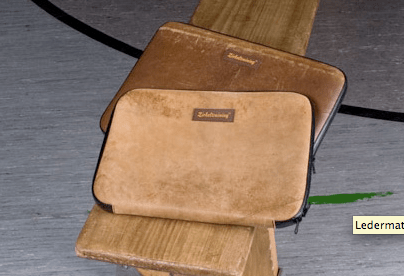 Zirkeltraining by Bernd Dörr - Lovely recycled and 100% unique bags from Germany (4/5)