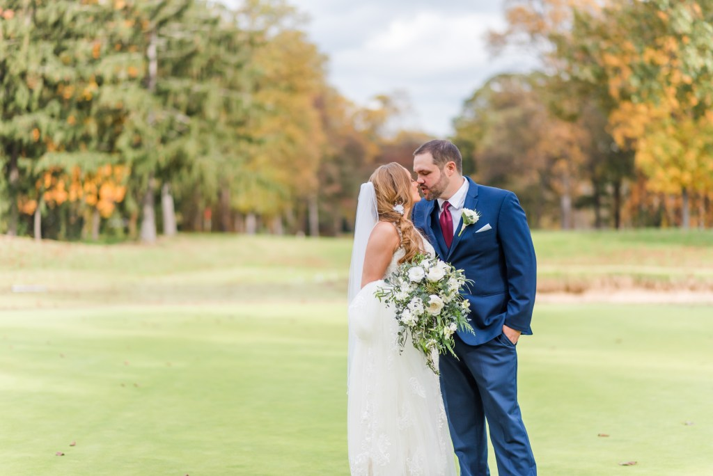 Caroline + Wesley, Crofton Country Club Wedding